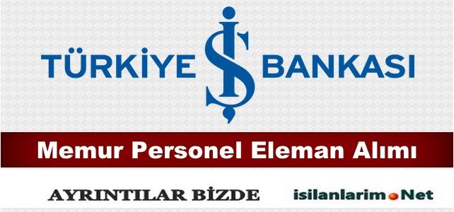 Türkiye İş Bankası 2015 Personel ve Memur Alımı