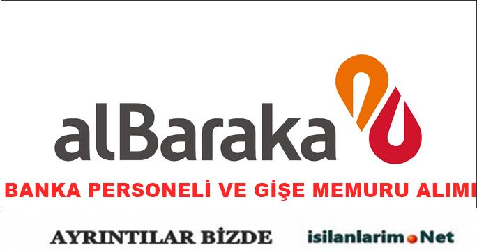 AlBaraka Türk 2015 Banka Personeli Alımı