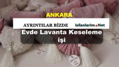 Ankara Evde Lavanta Keseleme İşi 2015