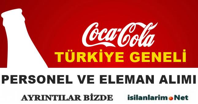 Coca-Cola Satış Temsilcisi Alımı İş İlanı 2015