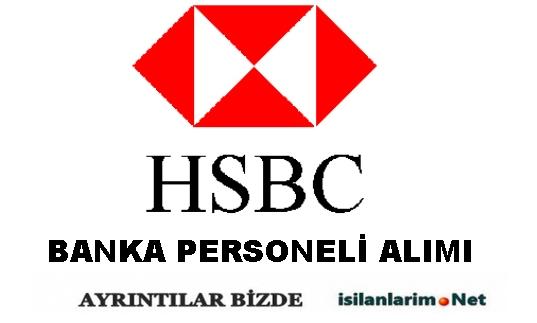 HSBC Banka Personel Eleman Alımı İş İlanları 2015