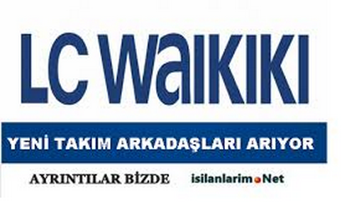LCW Satış Danışmanı Alımı Yapan Mağazalar 2015