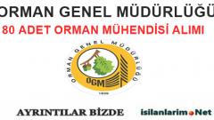Orman Genel Müdürlüğü Memur Alımı Başvurusu 2014