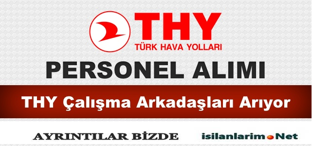 2015 Türk Hava Yolları Kabin Memuru Alımı