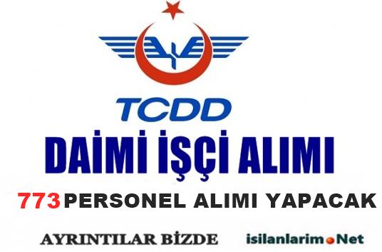 TCDD 2015 Daimi İşçi Alımı
