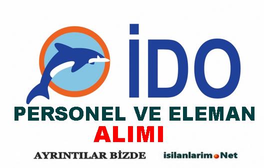 İDO 2015 Personel ve Eleman Alımı İş Başvuruları