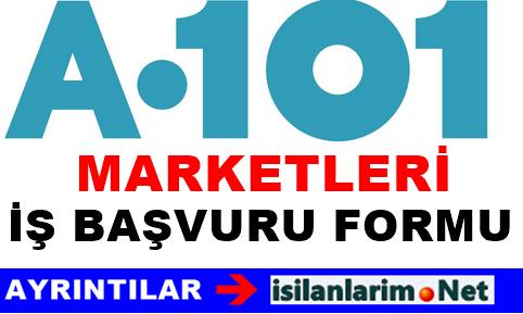 A 101 Market Personeli ve Elemanı Alımı 2015