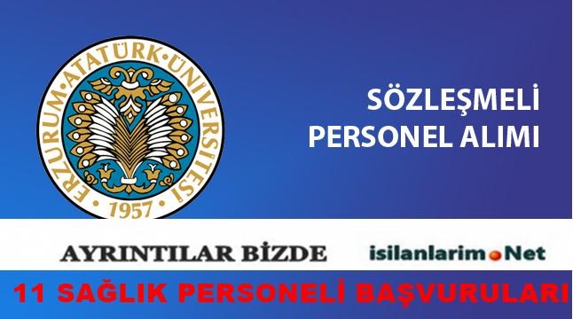 Ankara Üniversitesi Sözleşmeli Personel Alımı 2015