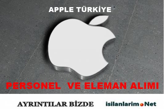 Apple Türkiye Personel ve Eleman Alımı 2015