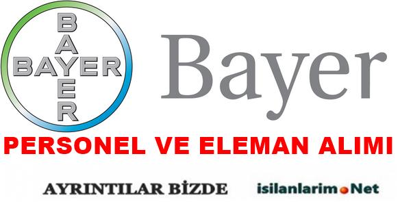 Bayer Personel ve Eleman Alımı 2015 Başvurular