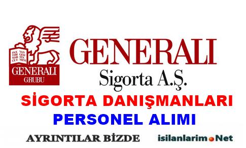 Generali Sigorta 2015 İş İlanları ve İş Başvurusu