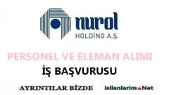 Nurol Holding 2015 İş Başvurusu ve Açık Pozisyonlar