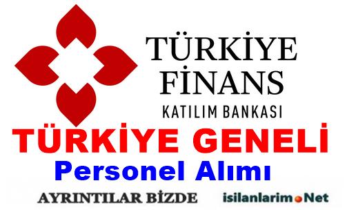 Türkiye Finans Katılım Bankası 2015 Genel İş Başvurusu