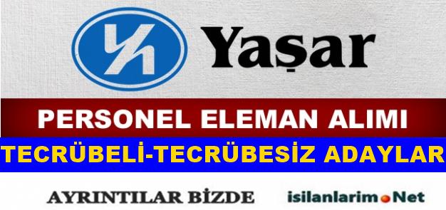 Yaşar Holding 2015 Personel ve Eleman Alımı