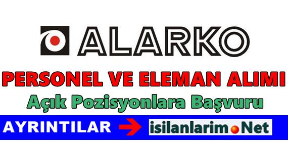 Alarko Holding İş İlanları ve İş Başvuru Formu 2015