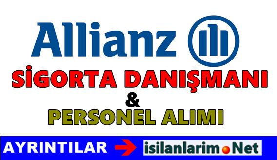 Allianz Sigorta İş Başvurusu ve Danışman Alımı 2015