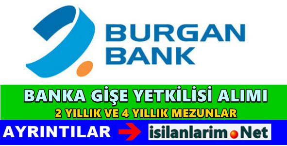 Burgan Bank Banka Personel Alımı İş İlanlar 2015