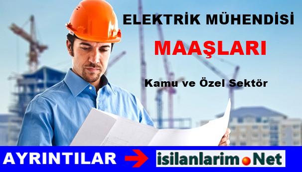 Elektrik Mühendisi Maaşları 2015