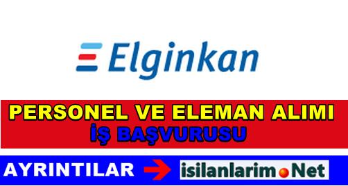 Elginkan Holding Personel Alımı ve İş İlanları 2015