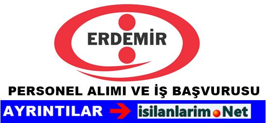 Erdemir Demir-Çelik Fabrikaları Personel Alımı 2015