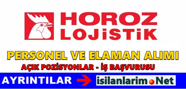 Horoz Lojistik Personel Eleman Alımı İş İlanları 2015