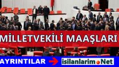 2015 Yılı Milletvekili Maaşları Ne Kadar