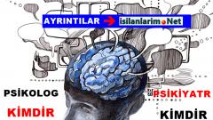 Psikiyatrist ve Psikolog Arasındaki Farklar Nelerdir