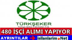 Türkiye Şeker Fabrikaları İşçi Alım 2015 Başvuruları