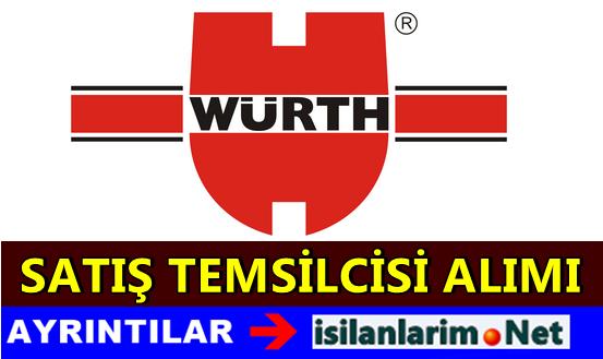 Würth Türkiye Personel Alımı ve İş İlanları 2015