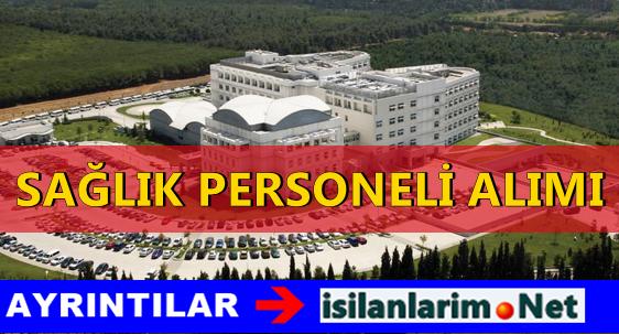 Anadolu Sağlık Merkezi Personel Alımı 2015