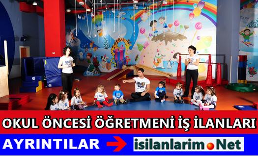 Okul Öncesi Öğretmeni Arayan Kurumlar 2015