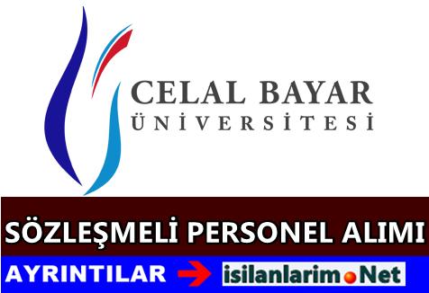 Celal Bayar Üniversitesi Sözleşmeli Hemşire Alımı 2015