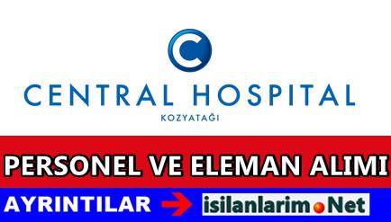 Central Hospital Hemşire Alımı ve İş İlanları 2015