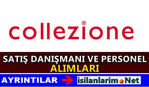 Collezione Satış Danışmanı Alımı 2015 Başvuru