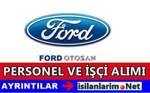 Ford Otosan İş İlanları 2015 ve Personel Alımı