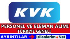 KVK Teknik Servis Personel ve Teknisyen Alımı 2015