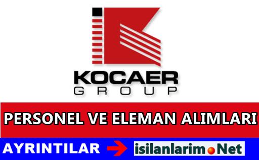 Kocaer Group Personel Alımı İş Başvurusu 2015