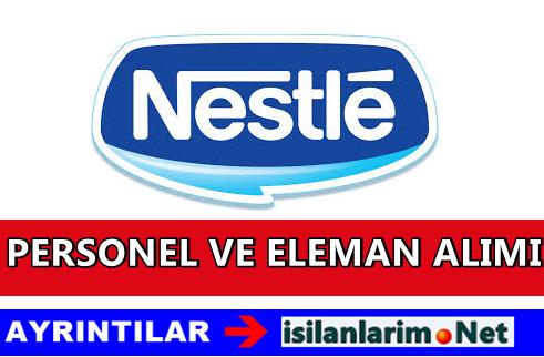 Nestle İş İlanları 2015 ve Açık Pozisyonlar