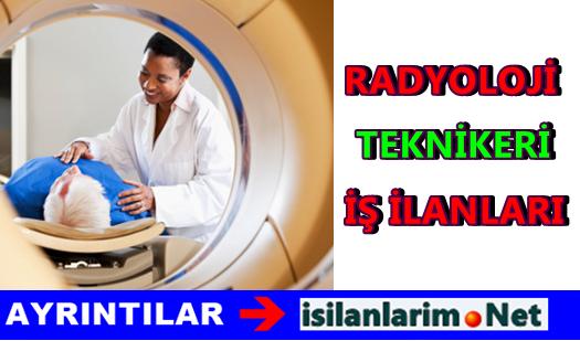 Radyoloji Teknikeri İş İlanları 2015 Yılı