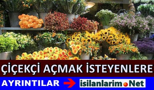 Çiçekçi Dükkanı Açmak Para Kazandırıyor