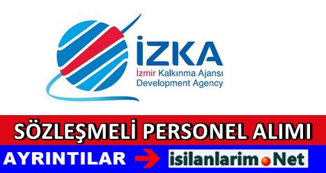 İzmir Kalkınma Ajansı Sözleşmeli Personel Alımı 2015