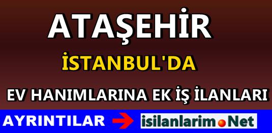 Ataşehir İstanbul İş