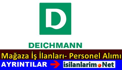 Deichmann Mağaza Satış Danışmanı Alımları 2015