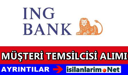 ING Bank İş Başvuru