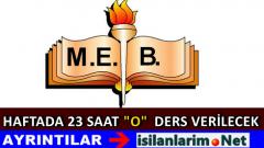 Öğrenciye Haftada 23 Saat Yabancı Dil Dersi