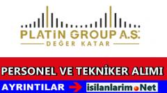 Platin Group İnşaat Personel Alımı İş İlanları 2015
