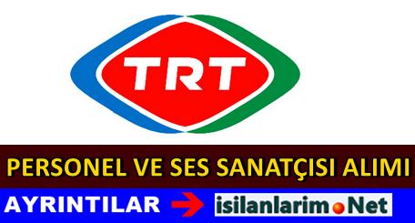 TRT Stajyer Sanatçı Tonmayster Alımı Sınavı 2015