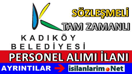 2015 Kadıköy Belediyesi Personel Alımı Başvurusu