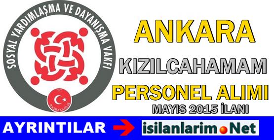 Ankara Kızılcahamam SYDV