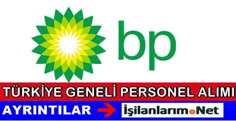 BP Petrolleri Personel Eleman Alımı İş İlanları
